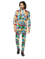 Costume Mr. Marvel comics™ homme Opposuits™