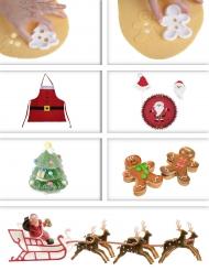 Pack pâtisserie de Noël