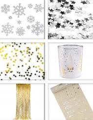 Pack décoration étoiles