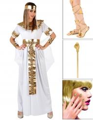 Pack déguisement égyptienne