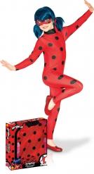 Déguisement classique Miraculous Lady Bug™ fille coffret