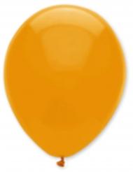 6 Ballons orange 30 cm