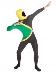 Déguisement combinaison Jamaïcain adulte Morphsuits™