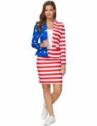 Costume Mrs. USA Flag femme Suitmeister™