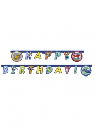 Guirlande happy birthday Super Wings™