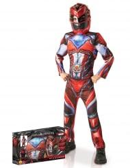 Coffret déguisement luxe Power Rangers™ rouge enfant