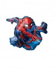 Petit ballon aluminium Spider-man™ 17 X 25 cm