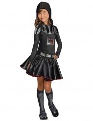 Déguisement Dark Vador™ Star Wars™ fille