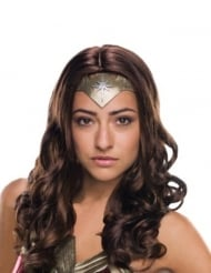 Perruque deluxe Wonder Woman™ adulte