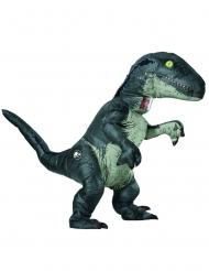 Déguisement gonflable sonore vélociraptor Jurassic World Fallen Kingdom™ adulte