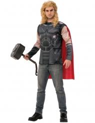 T-shirt avec cape Thor Ragnarok™ adulte