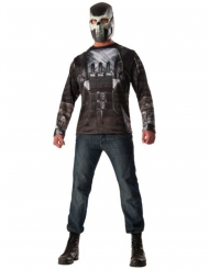 T-shirt et masque Crossbones Captain America Civil War™ adulte
