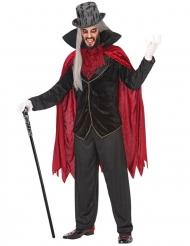 Déguisement comte vampire homme