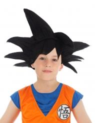 Perruque noire Goku Saiyan Dragon ball Z™ enfant