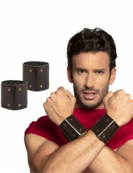 Bracelets guerrier romain adulte