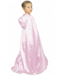 Cape princesse sweet rose enfant