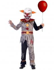 Déguisement clown malfaisant garçon