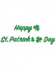 Guirlande happy St Patrick