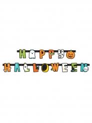 Bannière Happy Halloween Friends 1,90 m