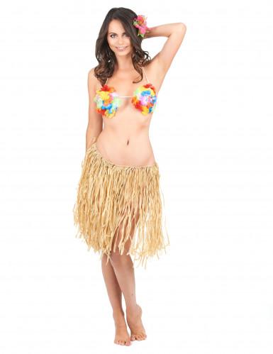 Oferta: Falda hawaiana para mujer