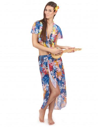 Oferta: Disfraz de turista hawaiana para mujer