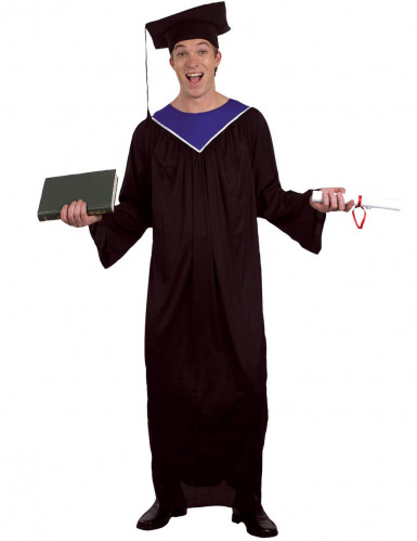 Déguisement diplômé homme