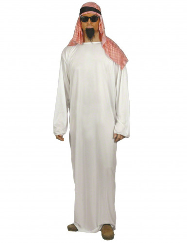Déguisement cheikh arabe homme