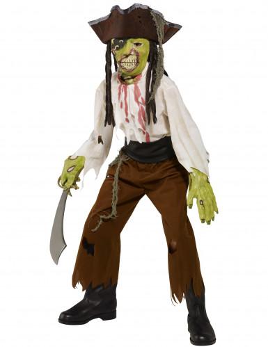 Piratenmonster-Kost�m f�r Jungen zu Halloween