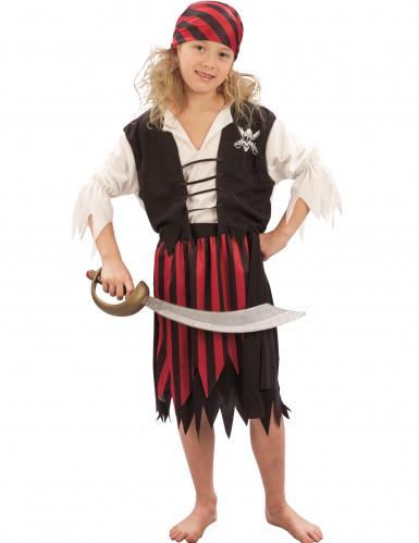 Costume pirata ragazza
