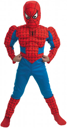 Déguisement Spiderman™ musclé garçon
