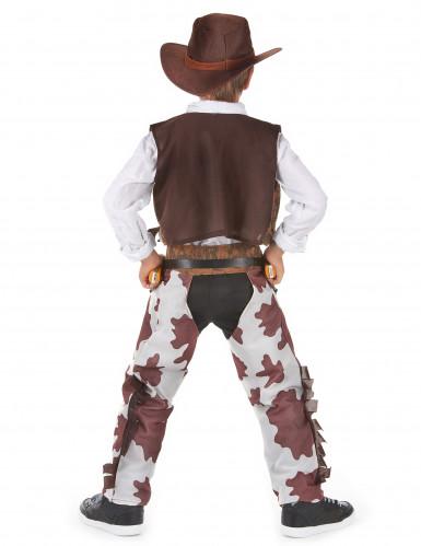 Déguisement cowboy luxe garçon-2