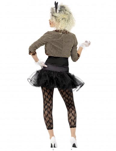 Disfraz de los a�os 80 para mujer