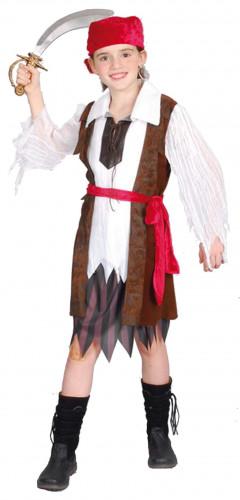 Piratenkost�m f�r M�dchen