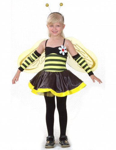 Bee costume for girls.
