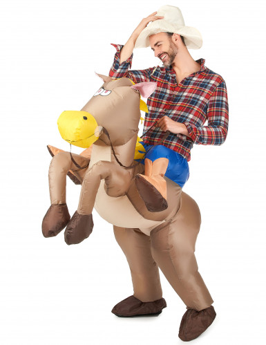 Reiter und Pferd - Kost�m f�r Erwachsene