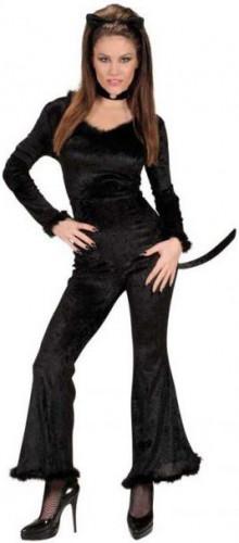 Disfraz de gata para mujer