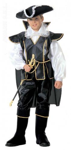 Piratenkapit�n Kost�m f�r Jungen