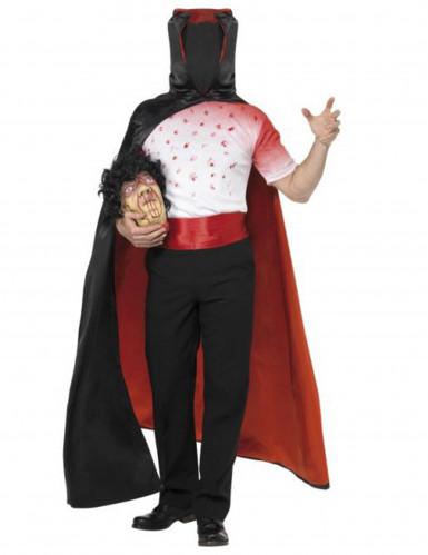 Déguisement vampire sans tête adulte Halloween