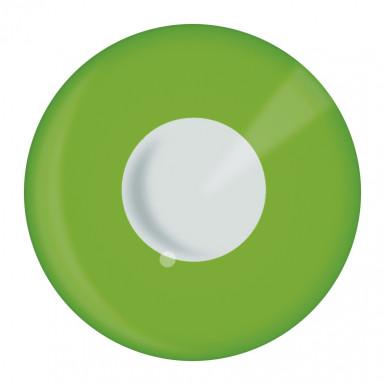 Lentilles de contact vertes adulte Saint Patrick
