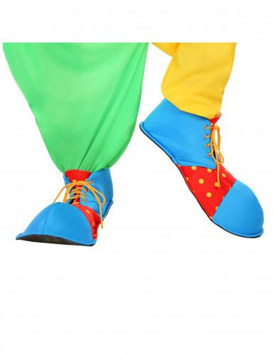 Chaussures de clown adulte