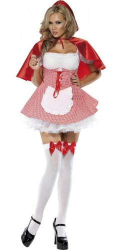 D�guisement petit chaperon rouge femme sexy