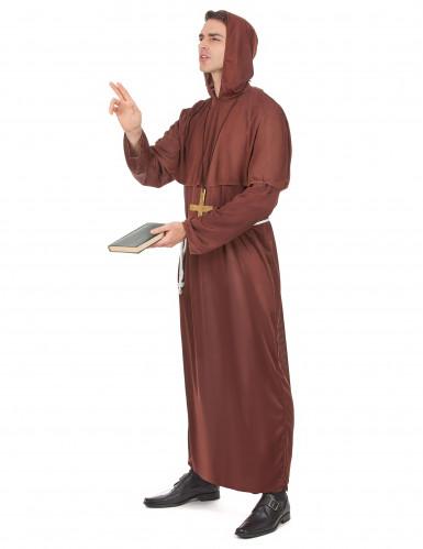 Déguisement moine homme-1