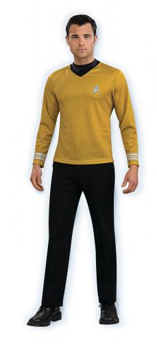 Star Trek� Herrenkost�m goldfarben