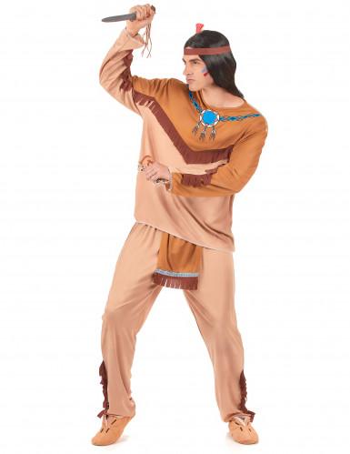 Déguisement indien homme-1