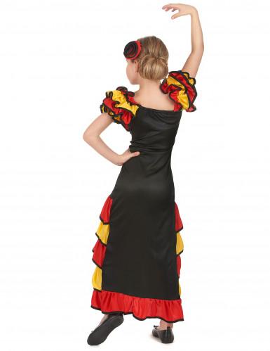Déguisement danseuse espagnole fille-2