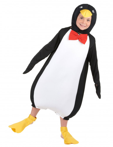 Penguin costume for children.