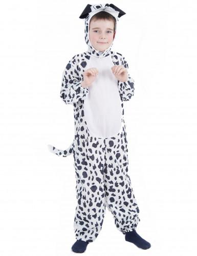 Disfraz de perro d�lmata para ni�o o ni�a