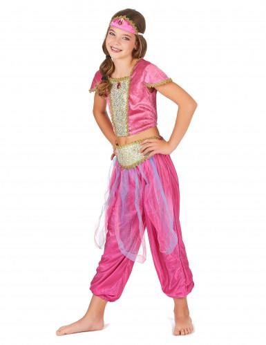 d guisement danseuse orientale fille deguise toi achat de d guisements enfants. Black Bedroom Furniture Sets. Home Design Ideas