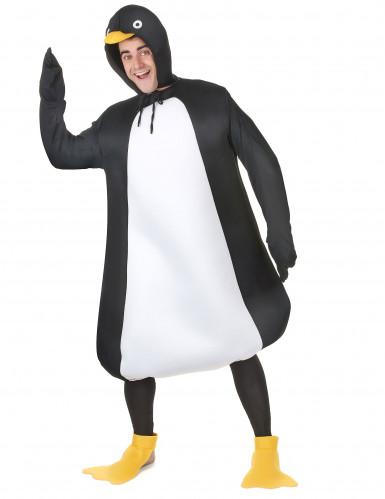 Déguisement pingouin adulte-1
