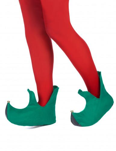 Oferta: Zapatos de duende de Navidad para adulto